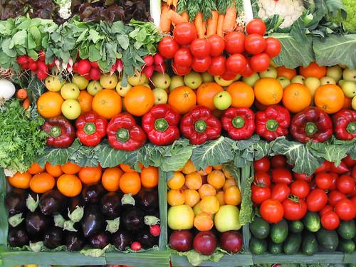 Colorful Veggies Make Colorful Plates