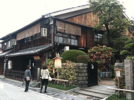 京都伏見、寺田屋
