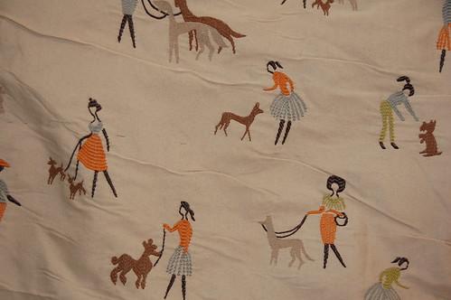 Fabric from Baltic Bazaar