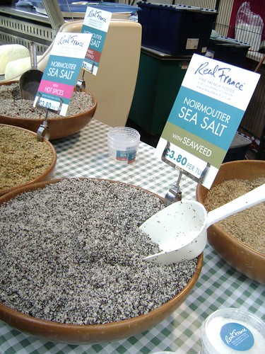 Sea Salt at Borough Market