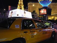 Taxi de las vegas