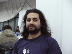 Me long hair