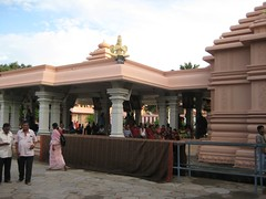 Front mandapam