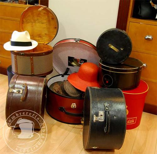 Sombrereras de Sombrerería Albiñana