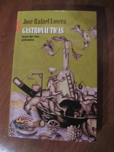 LIBROS GASTRONOMIA