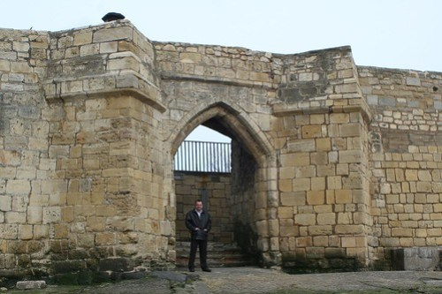 Sandwell Gate