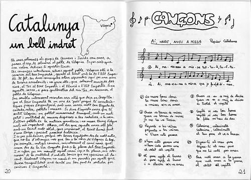 catalunya i cançons