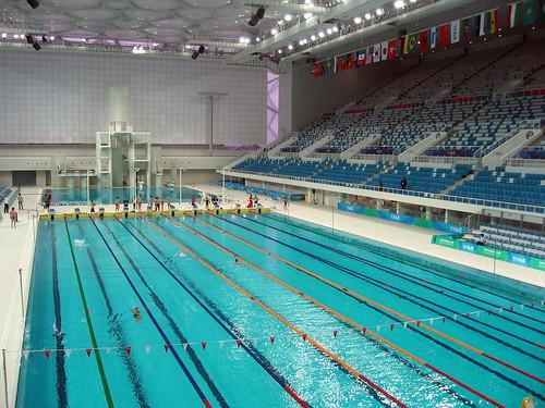 水立方泳池-20080128d