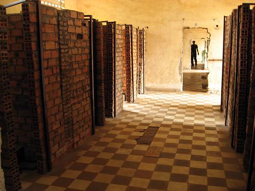 Upper floor, S-21