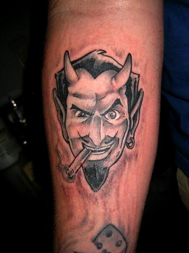 tattoo scripture
