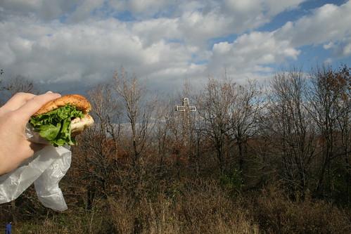 Mont Royal Cheeseburger