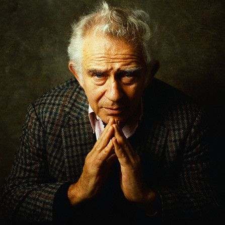 Norman Mailer, New York 1987