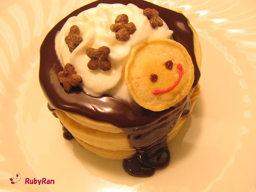 Happy pancake:)