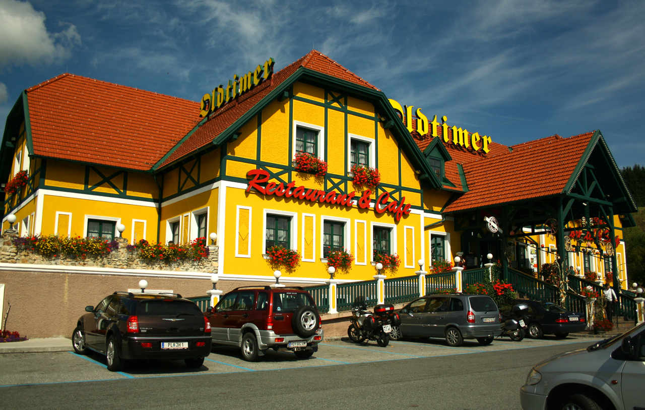 OldTimer Motel in Austria