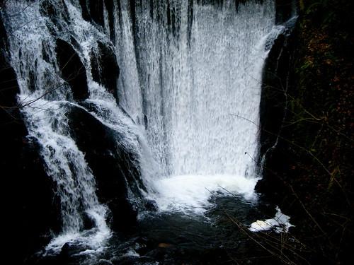 Alva Glen Waterfall