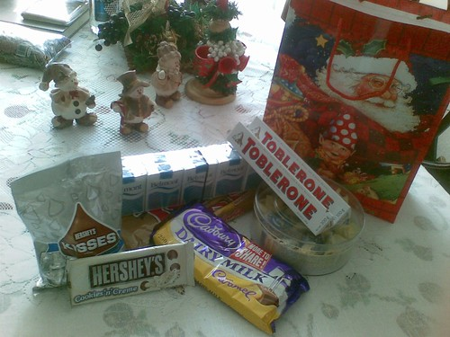 Chocolateeeees!!!