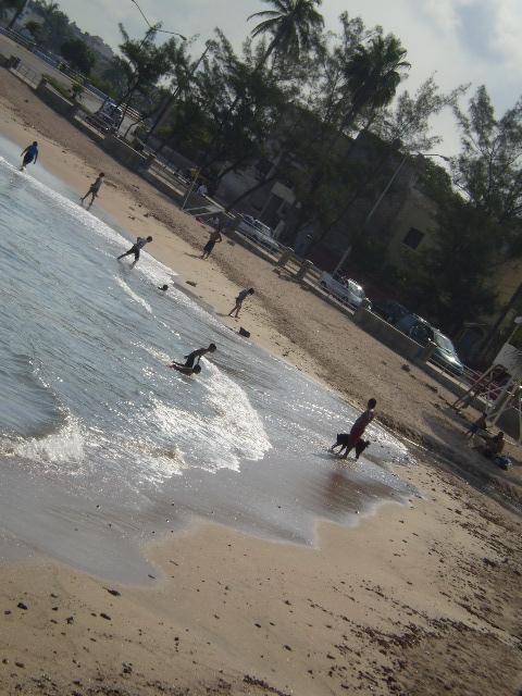 Playa Los Pinitos