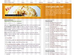 Orangescale.NET (grid: design concept #2)