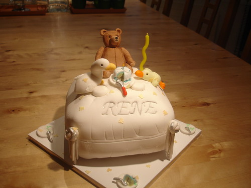 La torta de Rene