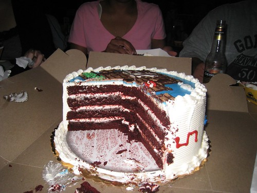So much cake!