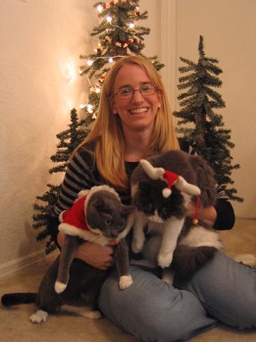 Christmas card pose 3