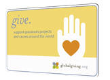 globalgiving card