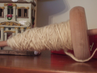 drop spindle