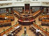 State Library of Victoria - La Trobe Reading Room by Melork
