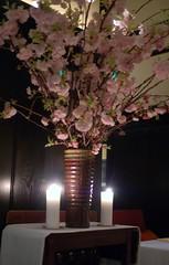 Del Posto Enoteca Floral Arrangment