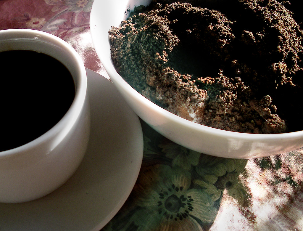 The secret that will help your garden thrive radientlife 39 s weblog Coffee grounds for garden