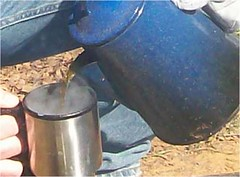 10 Camping 3-08 Screamin Hot Coffee