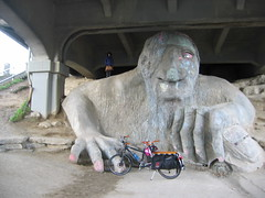 Fremont Troll at Flickr