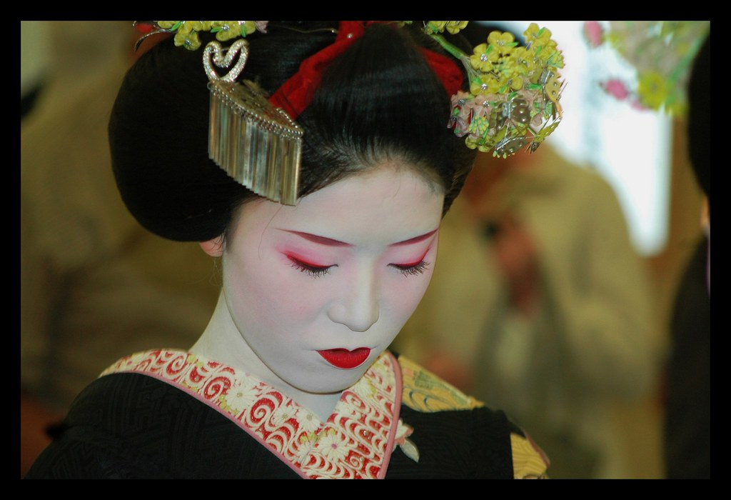 Sad Geisha