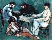 Marcel Duchamp. Una partida de ajedrez