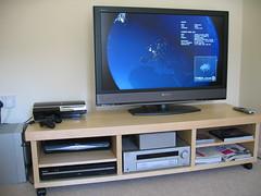 Latest photo of the TV stuff.