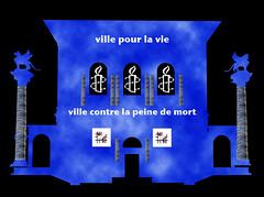 Lausanne pour la vie, Lausanne contre la peine de mort