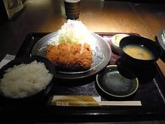 Hire Katsu set