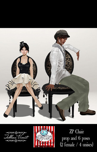 ~Tableau Vivant~ZP chair