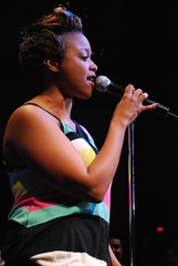 Chrisette Michele Live
