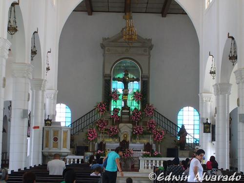 Altar Iglesia Santa Lucia