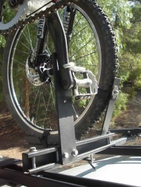Cycle Simplex Tandem Roof Rack-Review | MtnBikeRiders.com