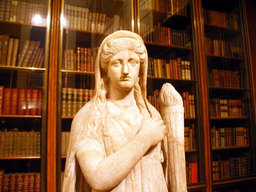 Demeter of the library