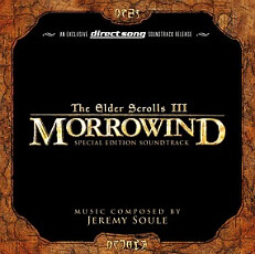 Jeremy Soule original soundtrack Morrowind