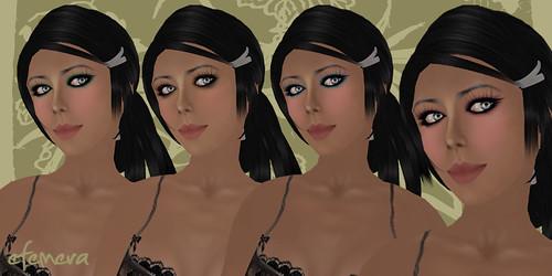 Ashia Timeless Bare Tones 3&4