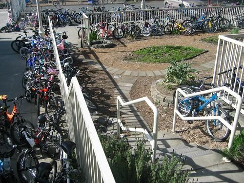 Bike to School Day 2008