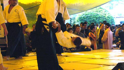 Demostración de Aikido