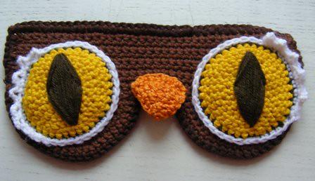 * Owl mask!  Awesome!