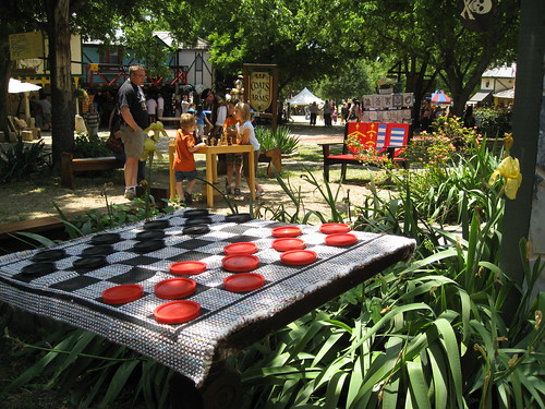 Draughts or Chess?