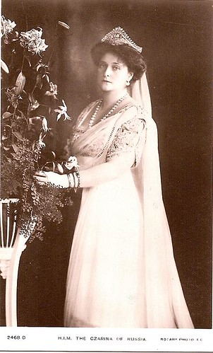 Su Alteza Imperial, la Zarina de Rusia
