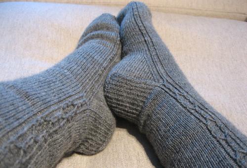 Earl grey- socks